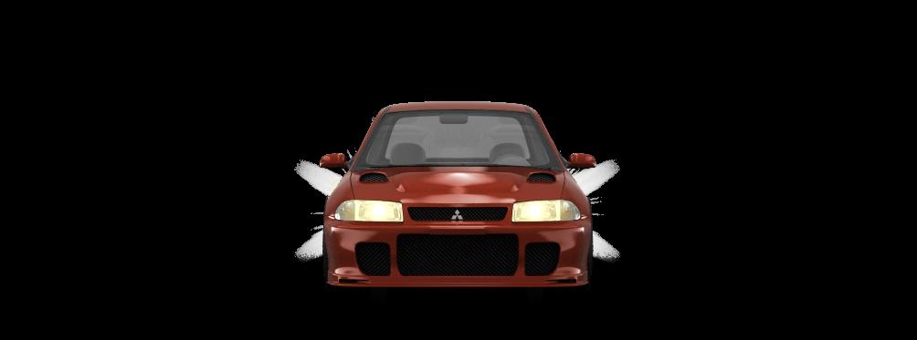 Mitsubishi Lancer Evo I'92