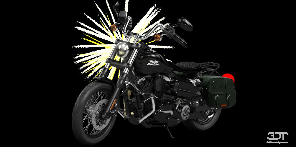 Harley-Davidson Dyna Street Bob'15