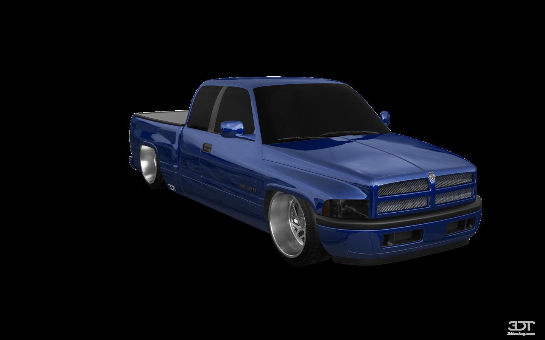 Dodge Ram 1500 Club Cab'99