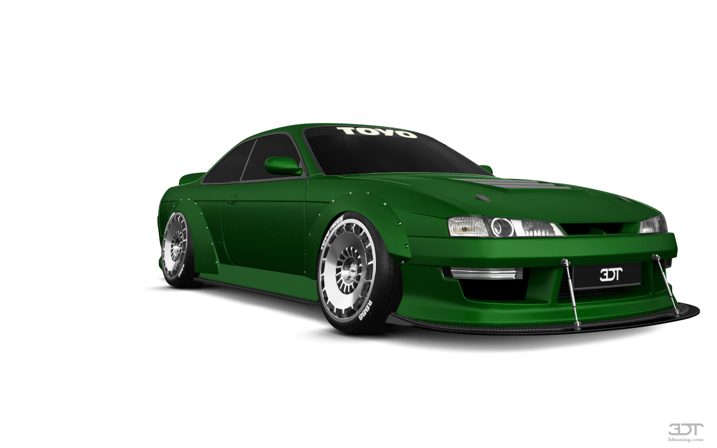 Nissan Silvia S14'95 by Stance-RO4DK1LL