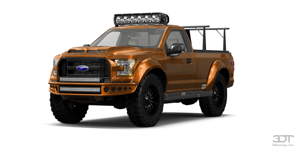 Ford F-150 Regular Cab'15