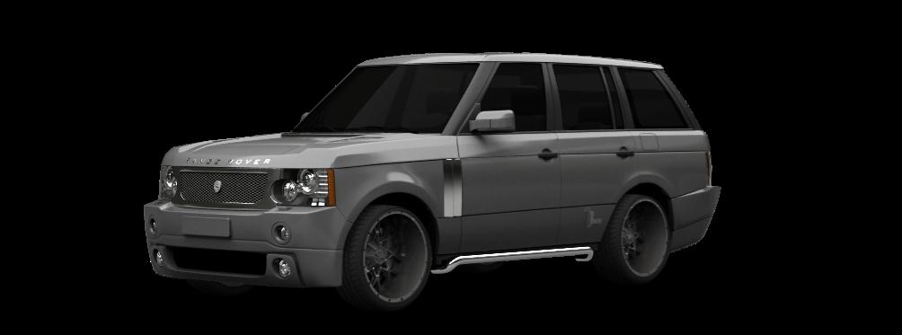 Range Rover Vogue'02