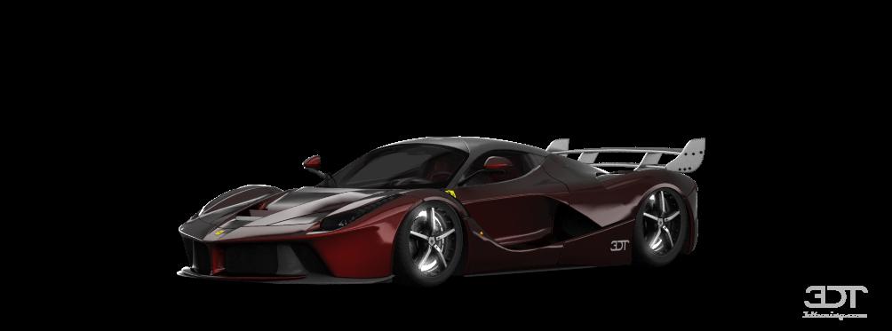 Ferrari LaFerrari Coupe 2014 tuning