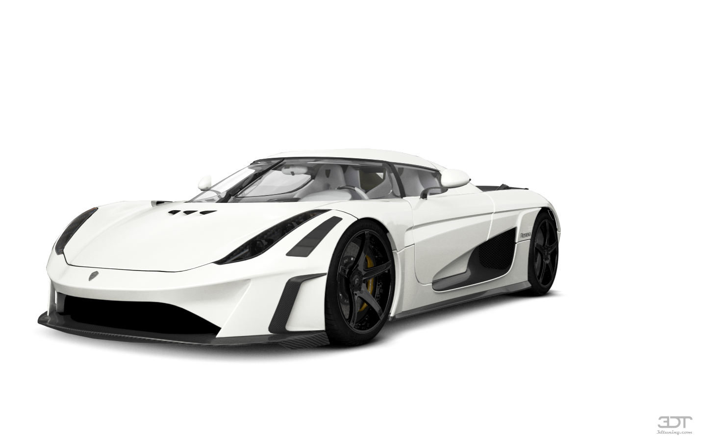 Koenigsegg Regera 2 Door Coupe 2016 tuning