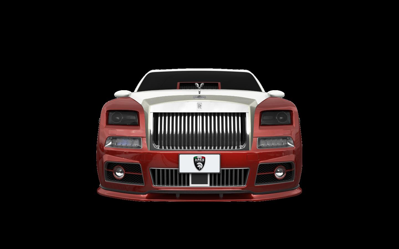 Rolls Royce Wraith'14