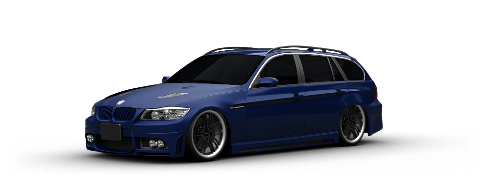 BMW 3 series Wagon 2005 tuning
