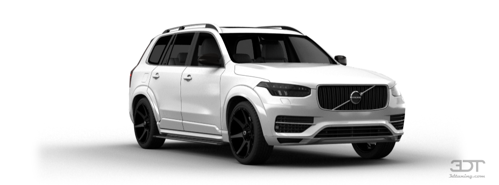 3dtuning Of Volvo Xc90 Suv 2014 3dtuning Com Unique On