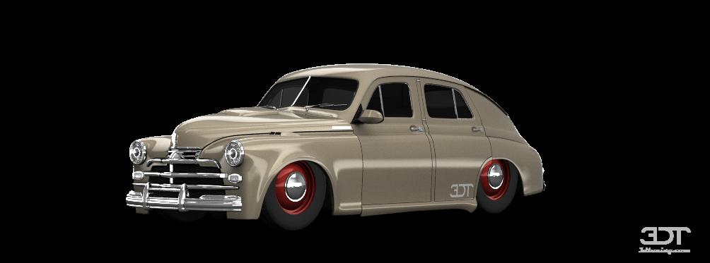 GAZ M20 Pobeda'50