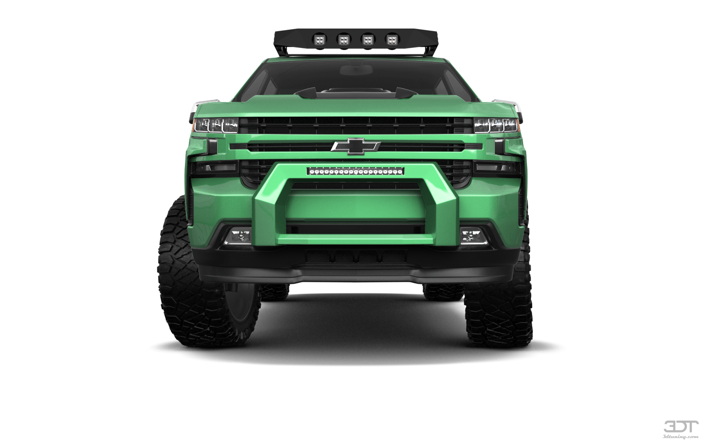 Chevrolet Silverado 1500'19