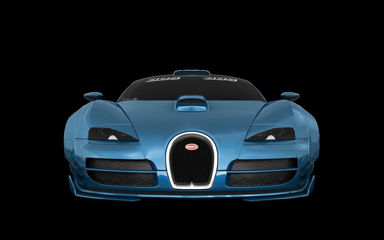 Bugatti Veyron 16.4 Grand Sport Vitesse'12