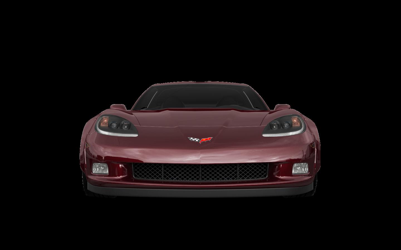 Chevrolet Corvette 2 Door Coupe 2004