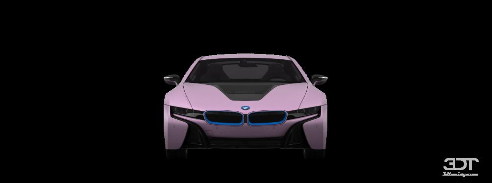 BMW i8 series'14
