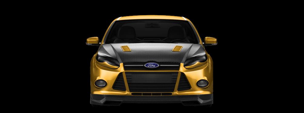 Ford Focus Sedan 2011