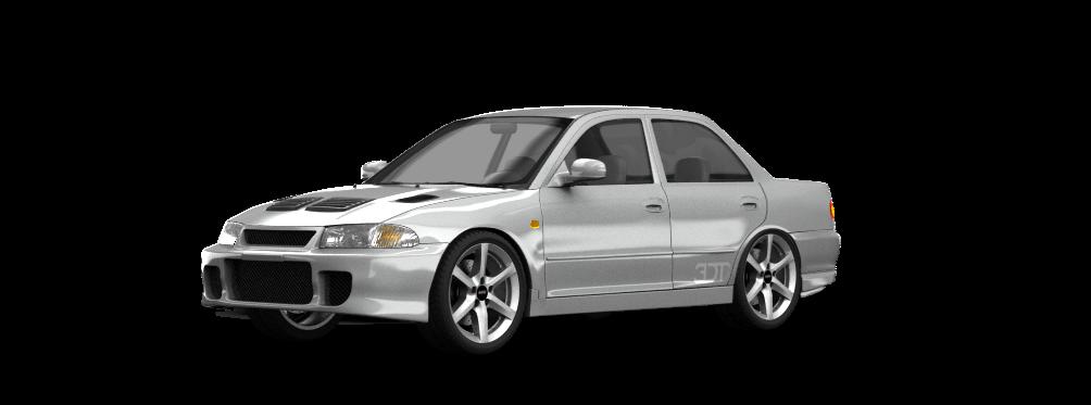 Mitsubishi Lancer Evo I sedan 1992 tuning