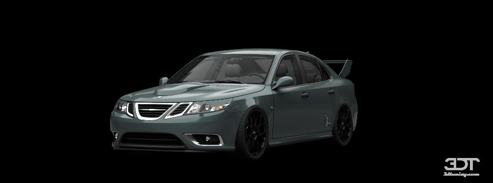 Saab 9 3 Tuning >> My perfect Saab 9-3 Turbo X.
