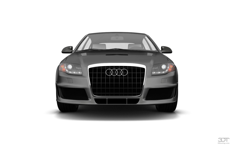 Audi A4 4 Door Saloon 2004