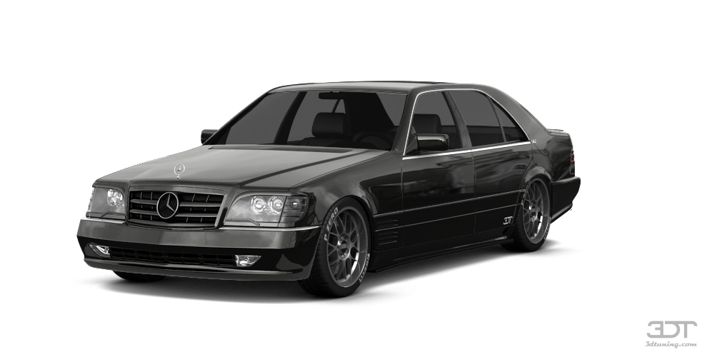 Mercedes S Class (W140) Sedan 1992 tuning