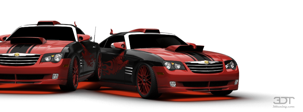 chrysler crossfire coupe 2007 tuning. Black Bedroom Furniture Sets. Home Design Ideas
