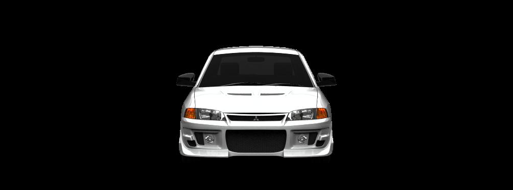 Mitsubishi Lancer Evo IV'96