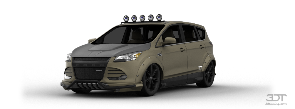 Tuning Ford Escape 2013 online, accessories and spare ...