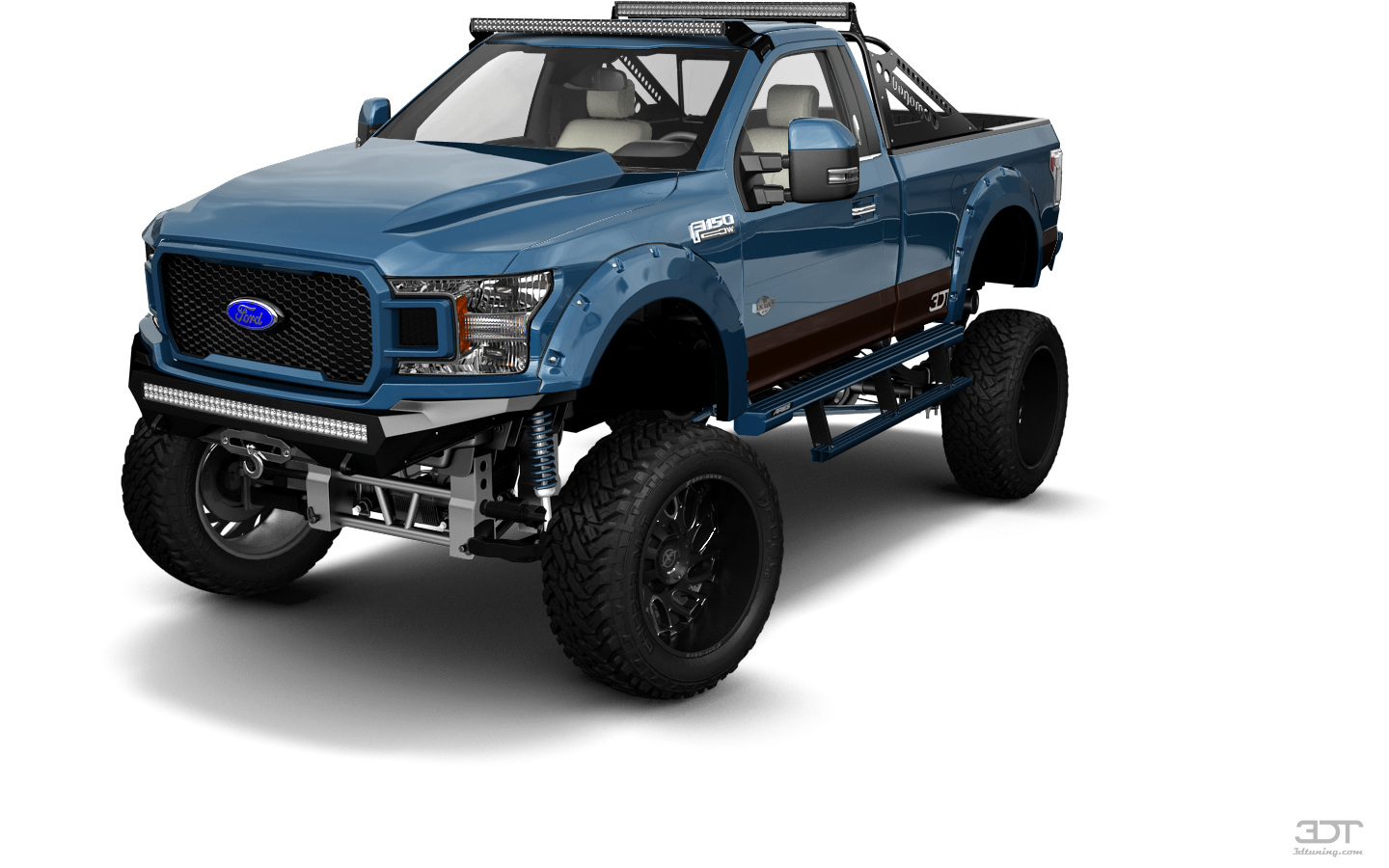 Ford F-150 Regular Cab'19