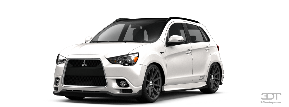 3DTuning of Mitsubishi ASX Crossover 2011 3DTuning.com ...