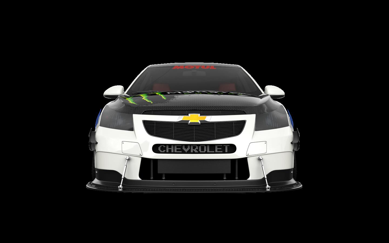 Chevrolet Cruze'12