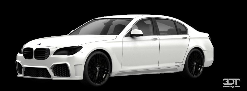 BMW 7 series Sedan 2011 tuning