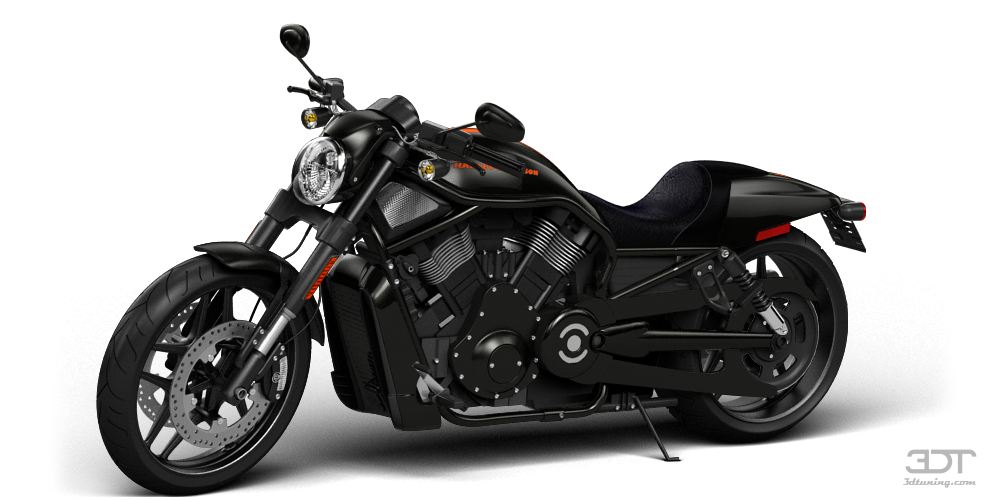 Harley-Davidson V-rod Night Rod Special'13