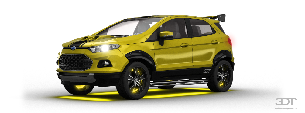 My perfect Ford EcoSport.