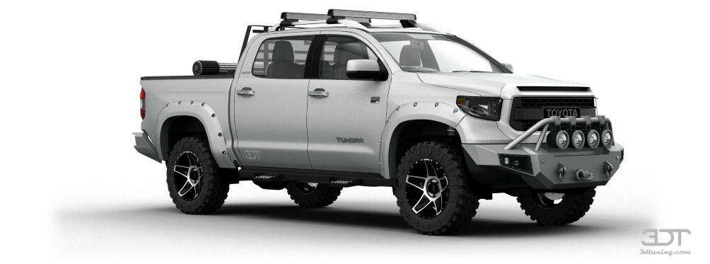 3dtuning Of Toyota Tundra Limited Truck 2014 3dtuning Com