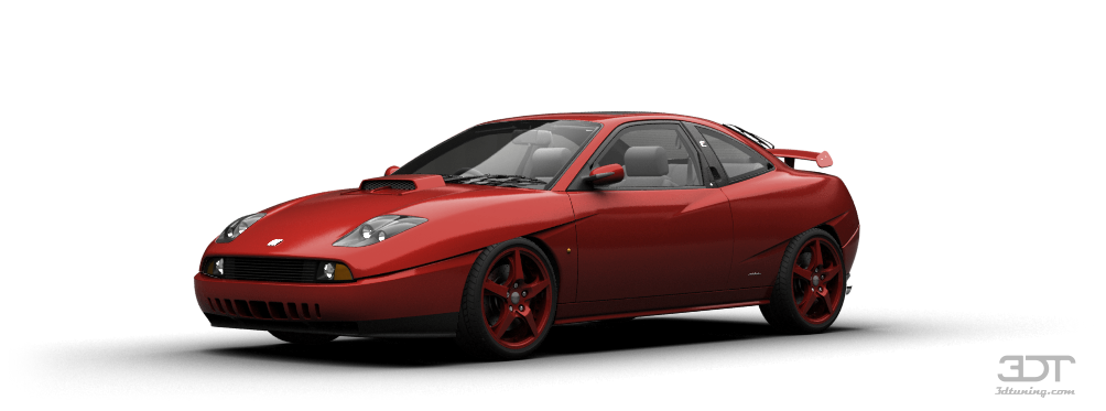 Fiat Coupe Coupe 1993 tuning
