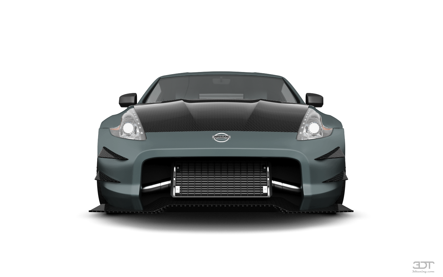 Nissan 370Z 3 Door Coupe 2015
