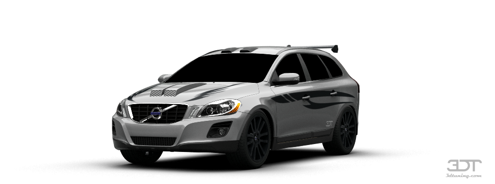 tuning volvo xc60 id e d 39 image de voiture. Black Bedroom Furniture Sets. Home Design Ideas