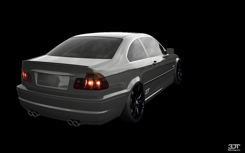 BMW 3 Series 2 Door Coupe 2001 tuning