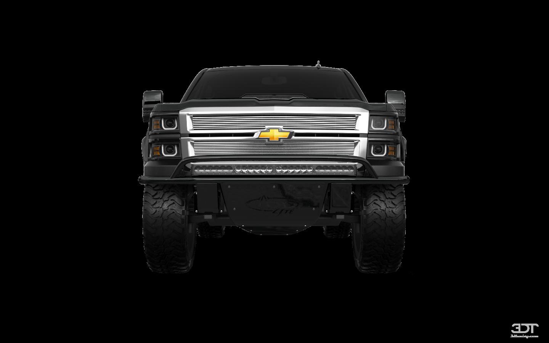 Chevrolet Silverado 1500 4 Door pickup truck 2014
