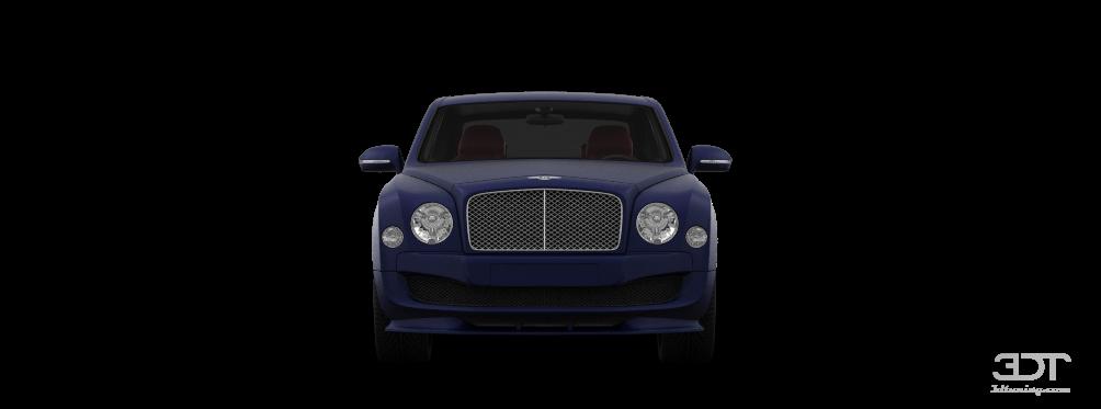Bentley Mulsanne Sedan 2010