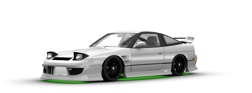 Nissan 240 SX S13 Coupe 1989 tuning
