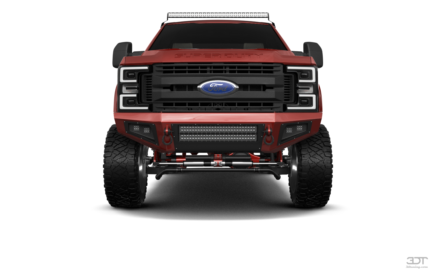 Ford F-250'18