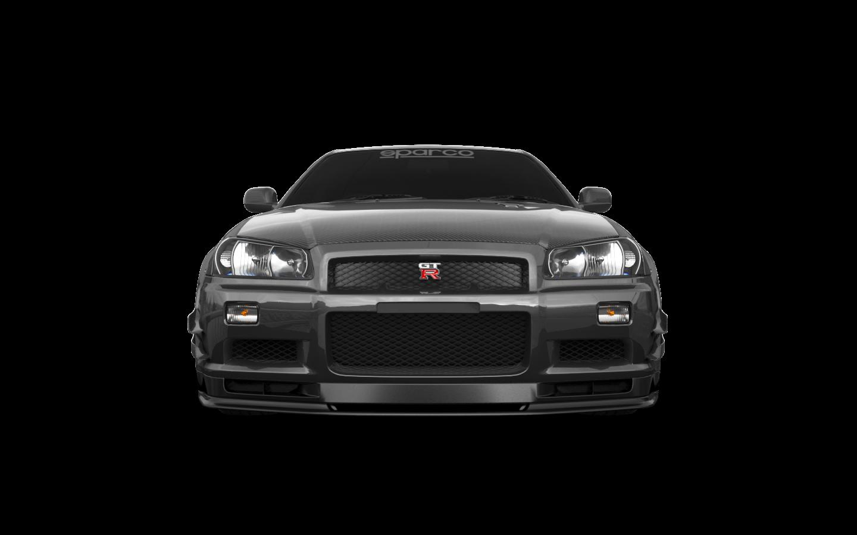 Nissan Skyline GT-R 2 Door Coupe 2000