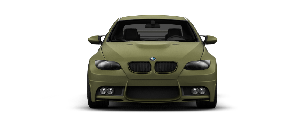 BMW M3 Coupe 2012