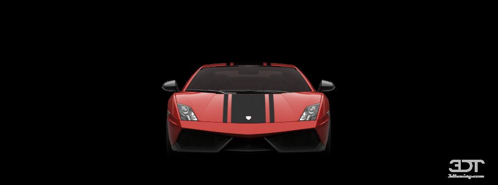 Lamborghini Gallardo Coupe 2010