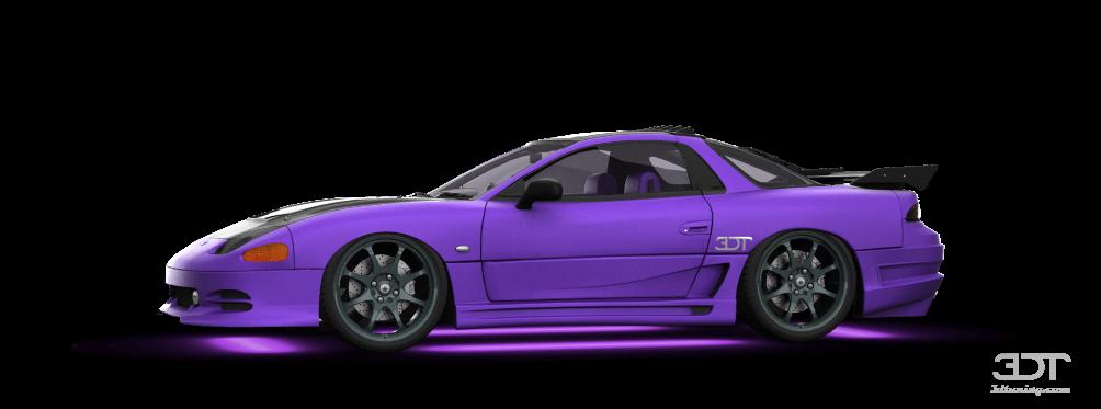 Mitsubishi GTO'97
