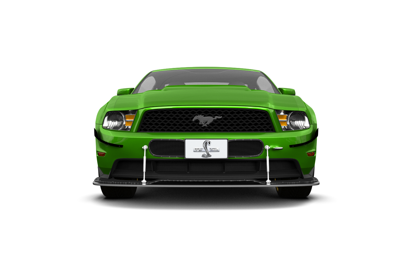 Ford Mustang 2 Door Coupe 2012