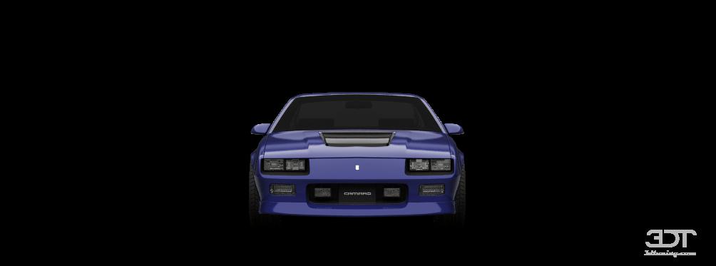 Chevrolet Camaro IROC-Z'85