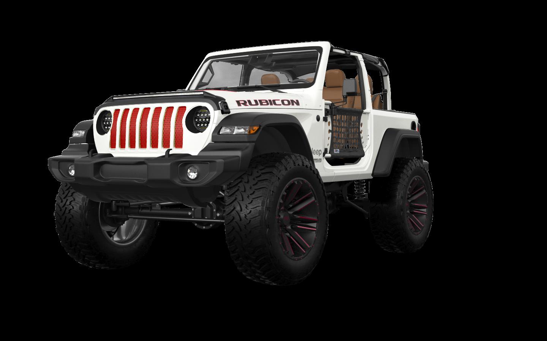 Jeep Wrangler 2 Door'18