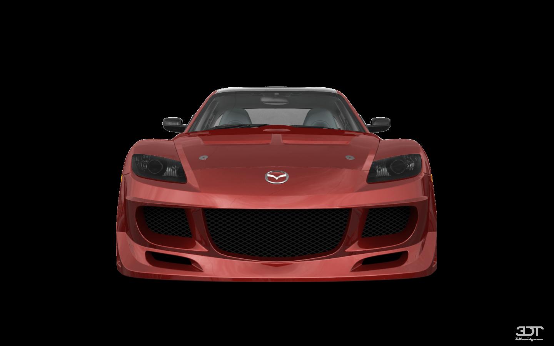 Mazda RX-8 Quad Coupe 2004