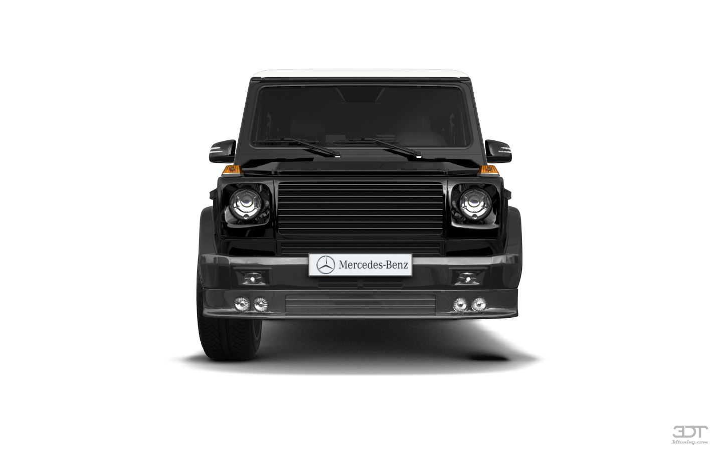 Mercedes G-Class'13 by Jaimy Somers