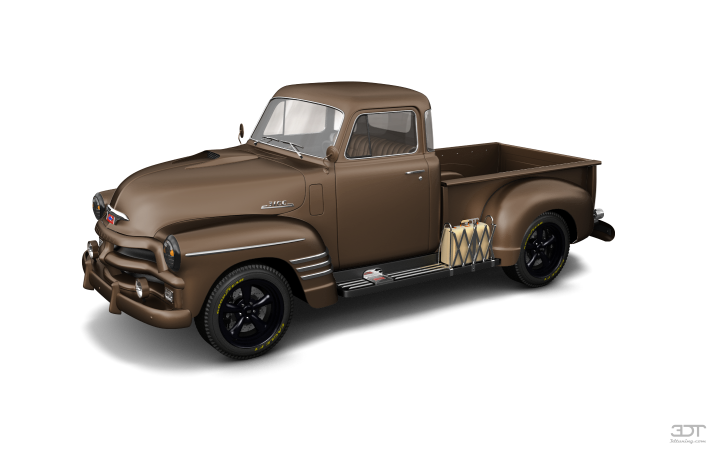 My Perfect Chevrolet 3100 1954 Pickup Truck Tuning
