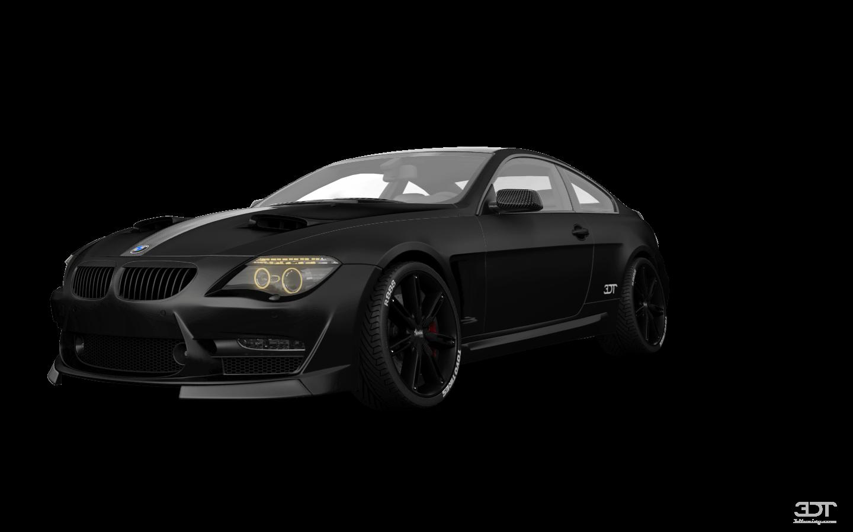 BMW 6 Series 2 Door Coupe 2003 tuning